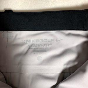 Nike Pants - Nike Golf Storm-Fit Hyper Waterproof Rain Pant M